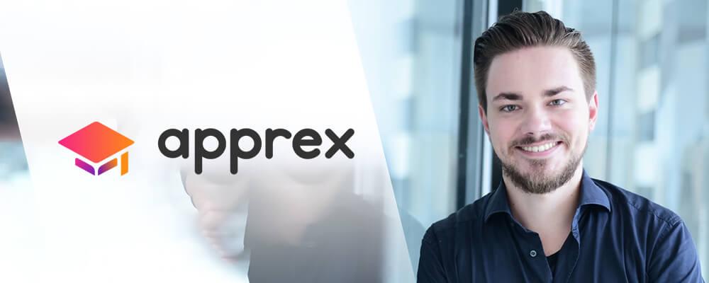 """Deine Online Kurs Plattform """"apprex"""" – Ein Blick hinter die Kulissen"""